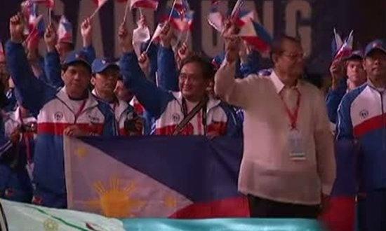 ฟิลิปปินส์เสนอส่งนักกีฬาในกีฬาสากลเข้าร่วมซีเกมส์เท่านั้นเพื่อบอยคอตพม่า