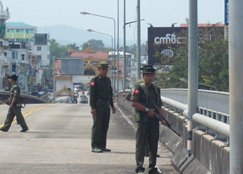 ทางการพม่าประกาศเคอร์ฟิวเพิ่มอีกใน3เมือง