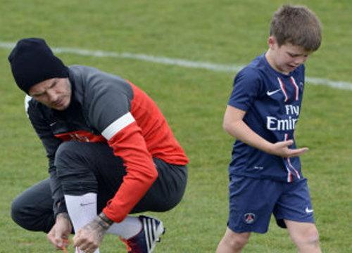 QPRรับลูกเบคแฮมซ้อมกับทีม-ไม่เซ็นสัญญา