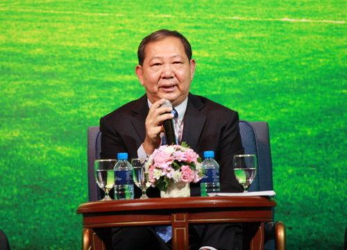 วิรัชลั่นปฏิวัติบอลไทยวางเป้าทวงจ้าวอาเซียน