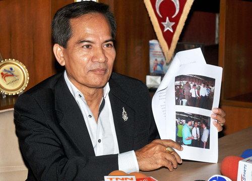 สันติภาพเดือดแจงไม่ขอแตะมวยไทยซีเกมส์