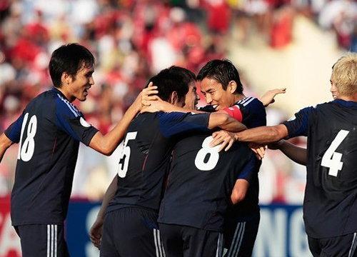 ญี่ปุ่นเจ๊าออสซี่คว้าตั๋วไปบราซิลทีมแรกอช.