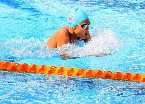 นักว่ายน้ำไทยพ่ายสิงคโปร์ชวดแชมป์ซีเอจ