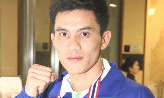 สายลมทะลุชิงหนึ่งเดียวทีมไทยศึกกำปั้นเอเชีย