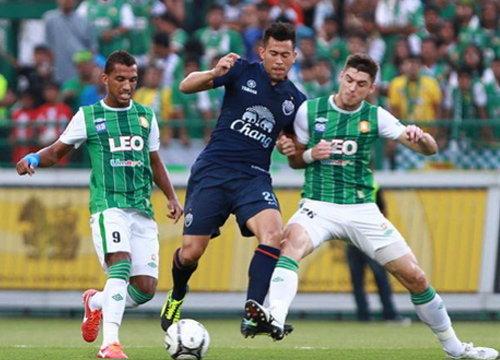 บีจี 10 ตัว ยันเสมอ บุรีรัมย์ 0-0 ศึกไทยลีก