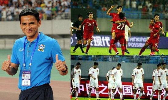 ′ซิโก้′ ปัดข่าว ′จีน′ ล้มบอล ป้องนักเตะเล่นเต็มที่ วางเป้าซิวทองซีเกมส์