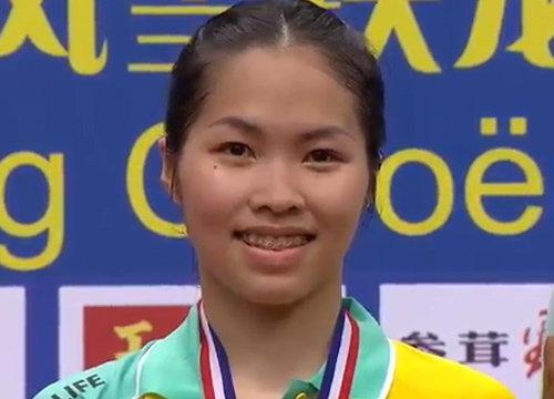 ไทยเฮ!รัชนกโค่นมือ1ของโลกจากจีน2:1เซตซิวแชมป์โลก
