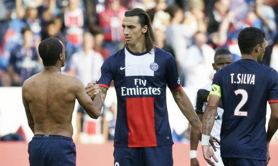 ซลาตันปิด! ปารีสฯเปิดบ้านอัดแก็งก็อง 2 - 0+คลิป