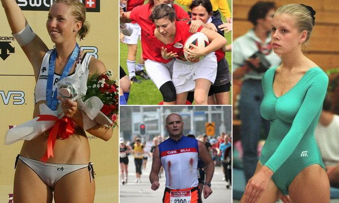 เลือดสูบฉีด! รวมช็อตเด็ดโลกกีฬาที่จะทำให้คุณอดตื่นเต้นไม่ได้ (ภาพ)