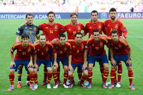 สเปนยังเบอร์1โลกลูกหนัง-ไทย146โลกที่26อช.