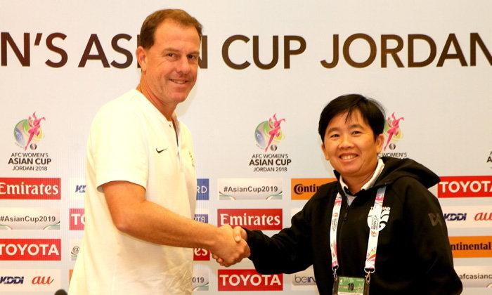 """""""หนึ่งฤทัย"""" ยก """"ออสเตรเลีย"""" เบอร์ 1 เอเชีย หวังพัฒนาทีมสู่ระดับโลก"""