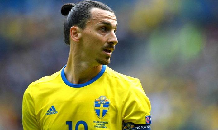 """""""สวีเดน"""" ยัน """"ซลาตัน"""" ไม่มีชื่อติดทีมลุยบอลโลก 100%"""