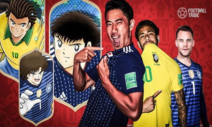 ความฝัน VS ความจริง : ตัวละครเด่นจากการ์ตูนซึบาสะกับแข้งฟุตบอลโลก 2018