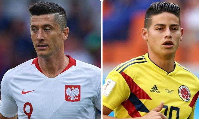 """พรีวิวฟุตบอลโลก 2018 กลุ่มเอช : """"โปแลนด์ VS โคลอมเบีย"""""""