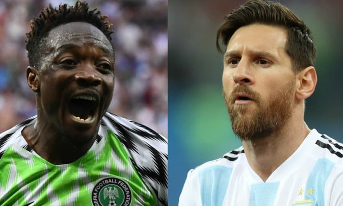 พรีวิว ฟุตบอลโลก 2018 รอบแบ่งกลุ่ม กลุ่มดี : ไนจีเรีย VS อาร์เจนตินา