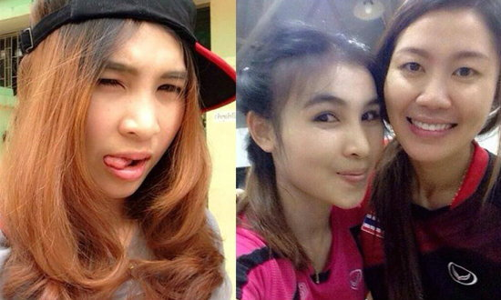โสรยา พรมหล้า มือเซตดาวรุ่งพุ่งแรง ทีมชาติไทย