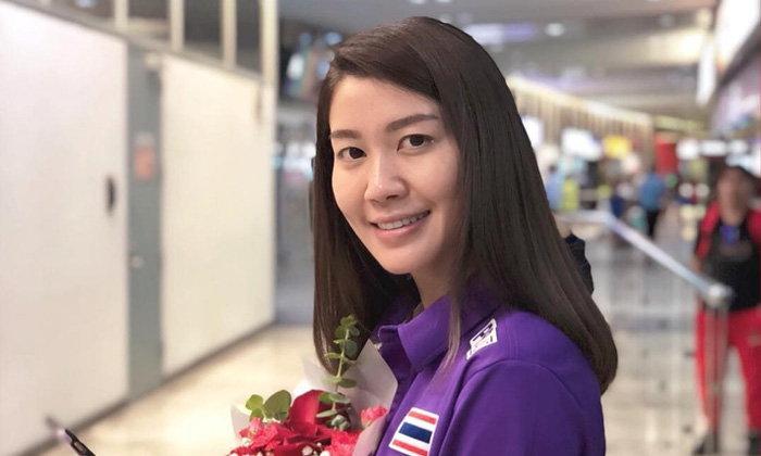 """เรียกตัวด่วน! """"นุศรา"""" คัมแบ็กช่วย """"ตบลูกยางสาวไทย"""" ศึกเนชั่นส์ลีก สนามสอง"""