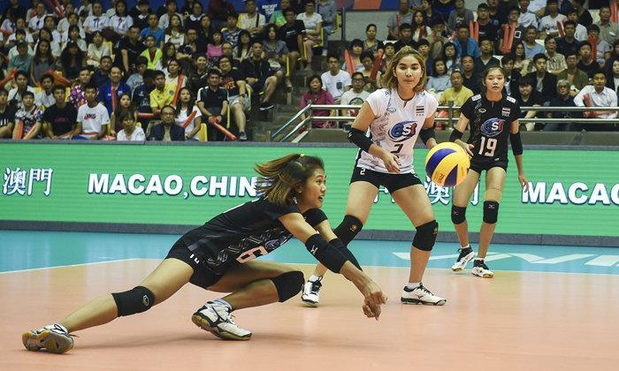 สู้เต็มที่! สาวไทย พ่าย เซอร์เบีย 1-3 เปิดหัวเนชั่นส์ ลีก 2018 สนามสอง