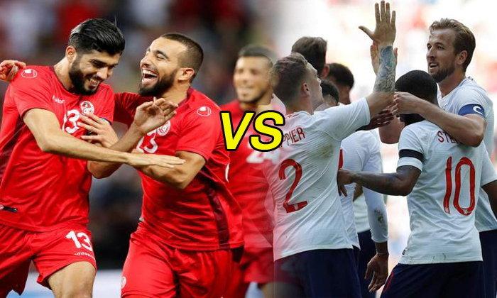 พรีวิว ฟุตบอลโลก 2018 รอบแบ่งกลุ่ม กลุ่มจี : ตูนิเซีย VS อังกฤษ
