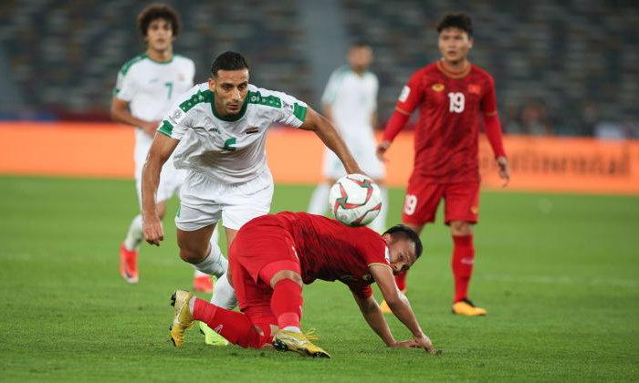 อิรักหืดจับ! ซัดฟรีคิกนาทีสุดท้าย เชือด เวียดนาม 3-2 ประเดิมชัย เอเชียนคัพ (คลิป)