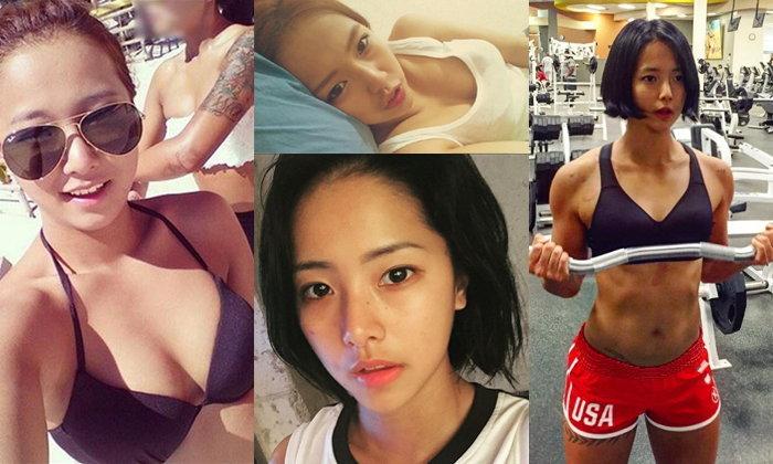 """นางฟ้าขาบู๊! """"ซง กา-ยอน"""" นักสู้สาวที่ได้ชื่อว่าสวยที่สุดในวงการ MMA (อัลบั้ม)"""
