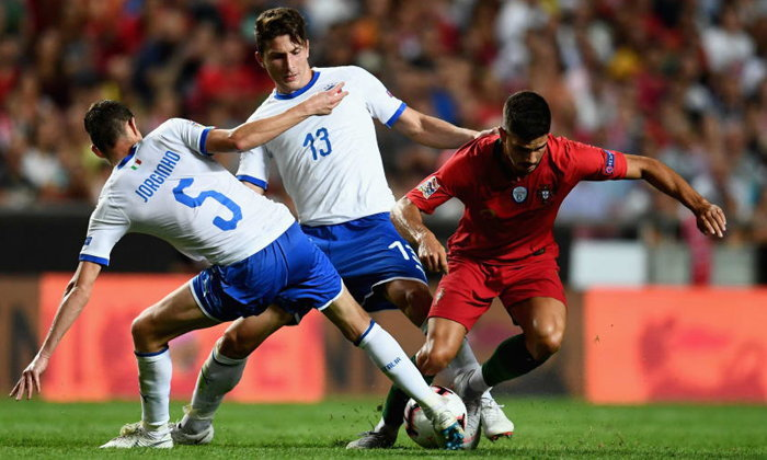 Image result for โปรตุเกสเชือดอิตาลี 1-0