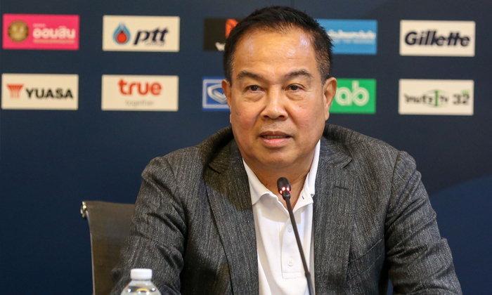 """""""สมยศ""""  ขอบคุณทัพ """"ช้างศึก"""" สร้างผลงานให้แฟนบอลชาวไทยมีรอยยิ้ม"""