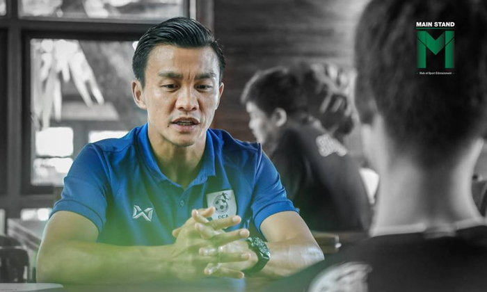 """นักเตะสู่นายกฯ : """"สินทวีชัย"""" กับแรงผลักดันที่ต้องการเห็นความยุติธรรมมีจริงในฟุตบอลไทย"""