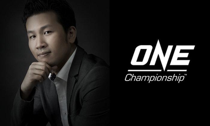"""อย่างเป็นทางการ! """"จิติณัฐ อัษฎามงคล"""" นั่งเก้าอี้ประธาน ONE Championship ประเทศไทย"""