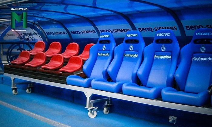 สงสัยกันไหม? : ไฉนเบาะรถแข่งถึงกลายเป็นเก้าอี้ม้านั่งสำรองในเกมฟุตบอล