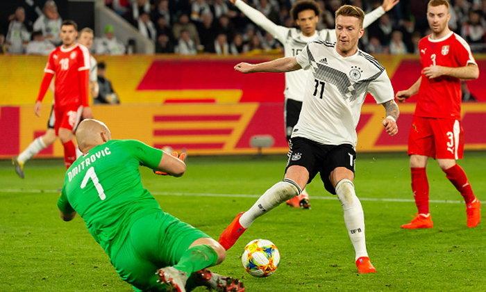 ฟอร์มยังไม่เปรี้ยง! เยอรมนี เปิดบ้านไล่ตีเจ๊า เซอร์เบีย 1-1