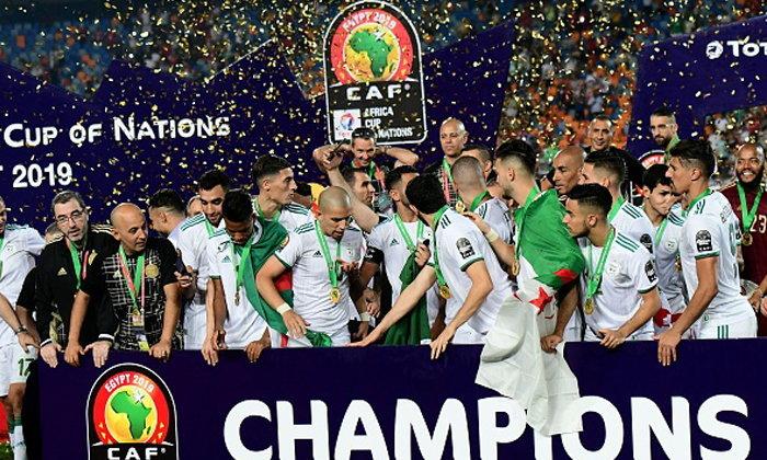 นำไวได้แชมป์! แอลจีเรีย เชือด เซเนกัล 1-0 เถลิงเจ้าแอฟริกาสมัยที่ 2