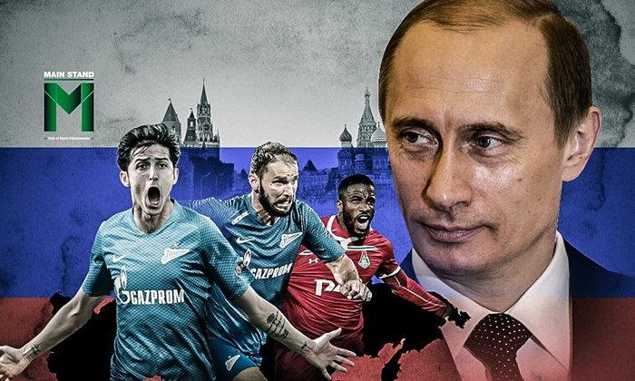 """กฎ 6+5 : เมื่อ """"ปูติน"""" สั่งจำกัดโควต้าแข้งต่างชาติในลีกรัสเซีย"""