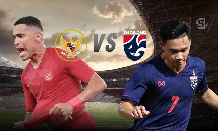 พรีวิว ฟุตบอลโลก 2022 รอบคัดเลือก : อินโดนีเซีย vs ไทย , เช็กสถิติ, ความพร้อมล่าสุด