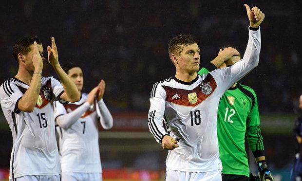 โครสกดชัยเยอรมันเฉือนสเปนหวิว 1:0+คลิป
