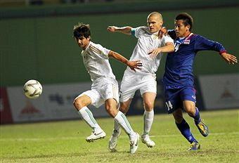 ไทย10คน ต่อเวลาเฉือนเติร์ก1-0เข้า8ทีมชนญี่ปุ่น