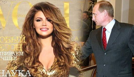 """ว้าว! นักยิมสาว กิ๊กนายกฯรัสเซีย ขึ้นปก """"โว้ก"""""""