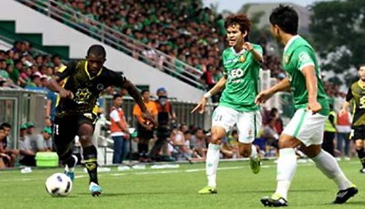 บีจีเฮชัยนัดแรกทุบโอสถฯ2-0, กิเลนคัมแบ็กดับฮัลโหล
