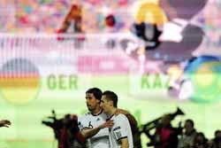 โคลเซ่เบิ้ลเยอรมันถล่มคาซัคฯ4-0นำฝูงคัดยูโร