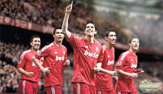 แหวกแนว! ราชันใส่ชุดใหม่สีแดง! ลุยบอลยุโรป