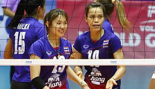 วอลเลย์บอลหญิงไทย พ่าย ญี่ปุ่นมันหยด 2-3 เซต