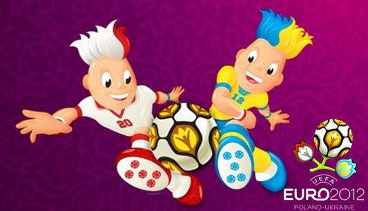 สรุปทีมเข้ารอบยูโร 2012