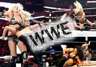 กีฬาพันธุ์โหด มวยปล้ำ WWE
