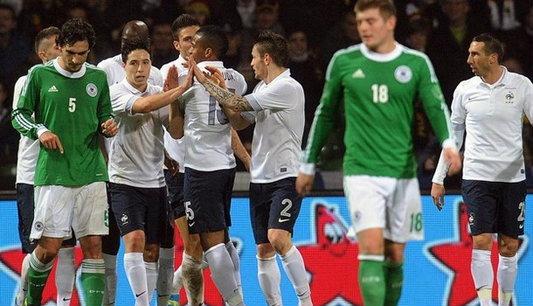 ฝรั่งเศสเจ๋งบุกเชือดเยอรมัน2-1