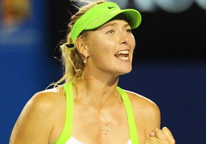ชาราโปวาลิ่วชนเซเรนารอบ8คนเทนนิสมาดริด