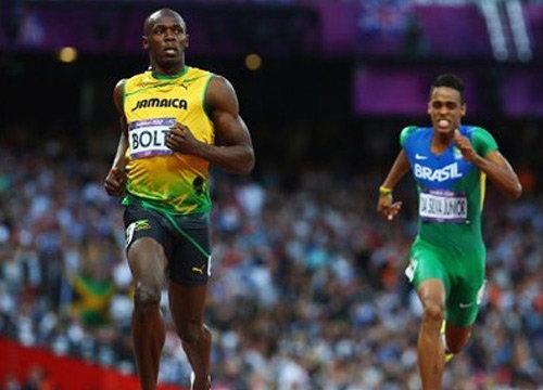 โบลต์ ยังจี๊ด ทะลุป้องแชมป์ 200 เมตรชาย