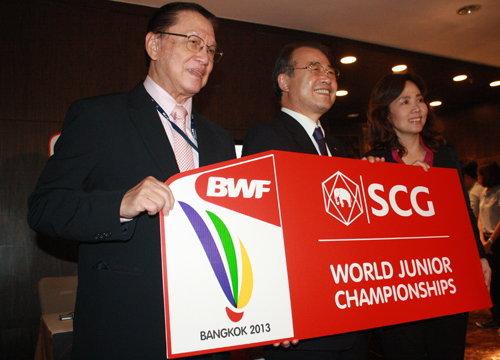 SCGจัดขนไก่เยาวชนชิงแชมป์โลก2013