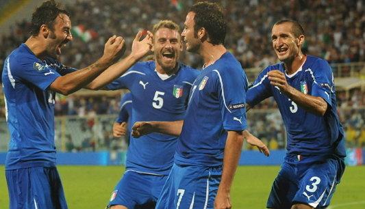 อิตาลีมาแล้ว