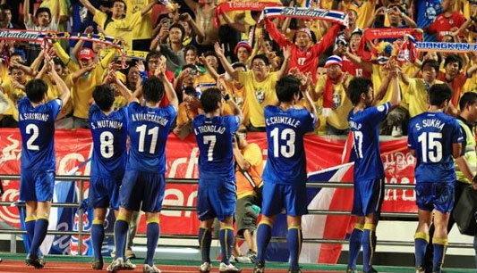 บอลไทยจะไปบอลโลก?