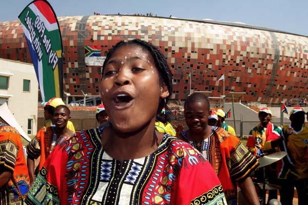 สนามบอลโลก 2010 แอฟริกาใต้